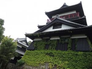 相良810年記念館 神城(お城)