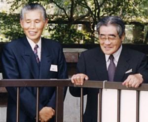 藤田勲 岡田名誉会長様