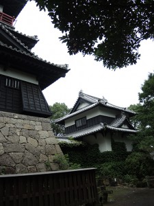 神城 二の丸