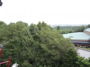 神城 展望所からの眺め