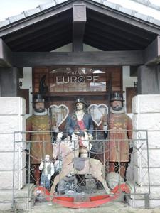 ヨーロッパのアンティーク