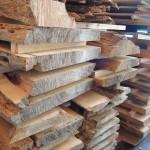 世界自然遺産登録地屋久島 屋久杉の盤木 天然乾燥材