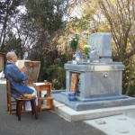 12月9日 神城文化の森 神城(しんじょう)神(じん) 記念碑 祈願祭
