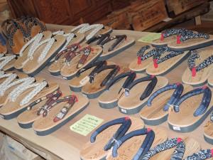 世界自然遺産登録地屋久島・屋久杉で作った草履