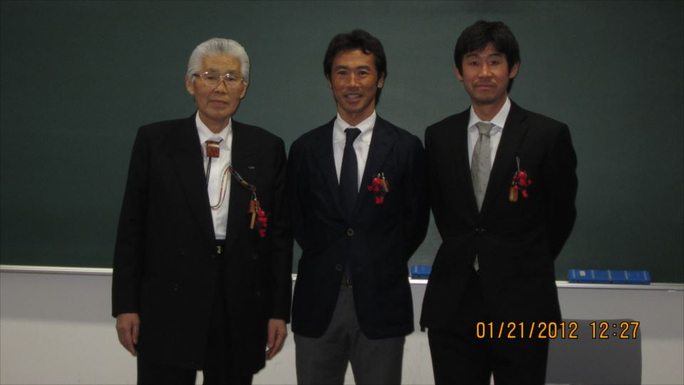 京都大学にて藤田俊哉講演会
